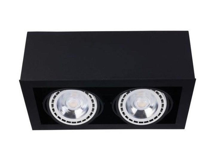 Lampa sufitowa BOX II Black ES111