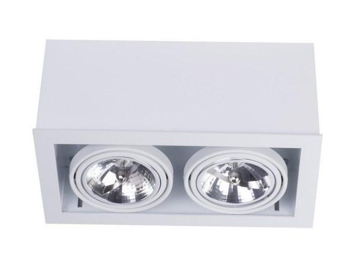 Lampa sufitowa BOX II WHITE ES111