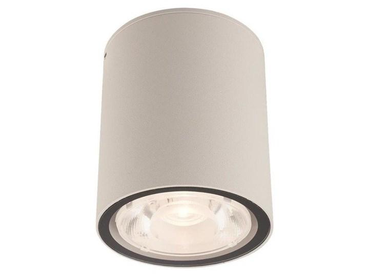 Oprawa sufitowa tuba EDESA LED M 6W biały IP54 śr. 9cm