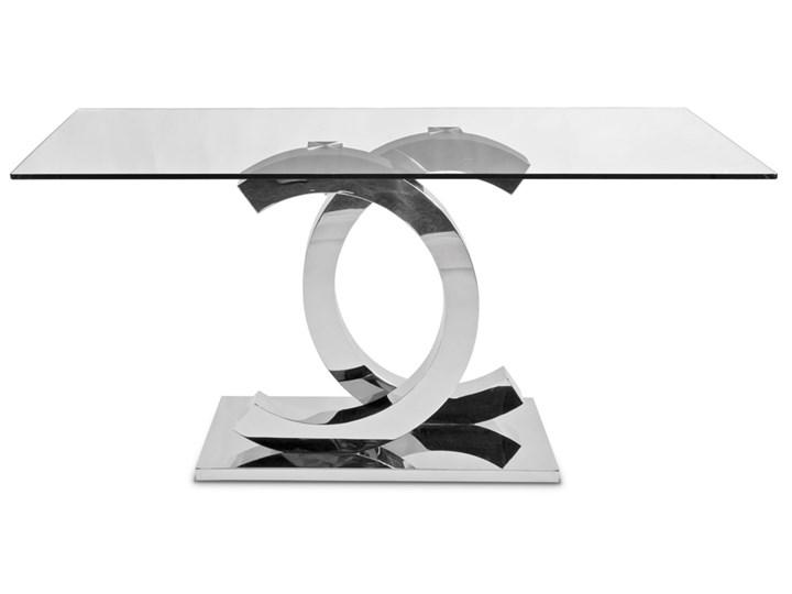 Stylowy stół z piękną podstawą 160 x 90x 75 cm CT2020