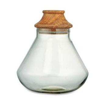 Nkuku - Pojemnik szklany Deeka L