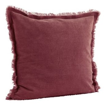 Madam Stoltz - Sztruksowa poszewka na poduszkę