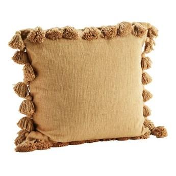 Madam Stotlz - Poszewka na poduszkę z pomponami