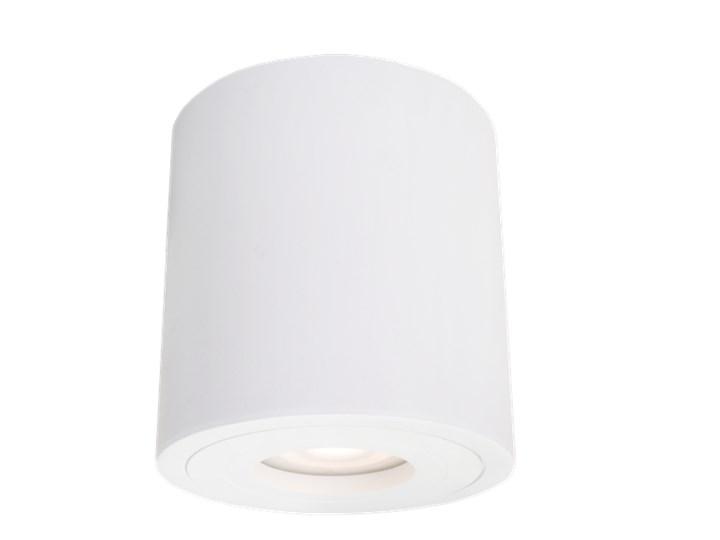 Natynkowy spot do łazienki biały FARO XL IP44