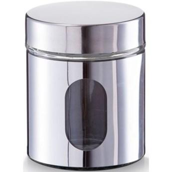 Pojemnik stalowy ZELLER 19945 0.5 L Srebrny