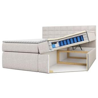 Łóżko kontynentalne Kongel 1X 120x200