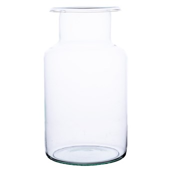 Szklany wazon słój WOZ-09 H:25cm D:14cm