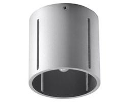 SOLLUX Lampa Sufitowa Nowoczesny Plafon INEZ Szary Oświetlenie LED