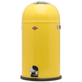 Kosz na śmieci WESCO Kickmaster 33L Żółty