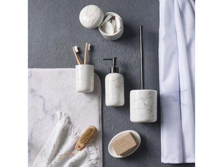 Dozownik do mydła Europia Ceramika Kategoria Mydelniczki i dozowniki Marmur Dozowniki Kolor Biały