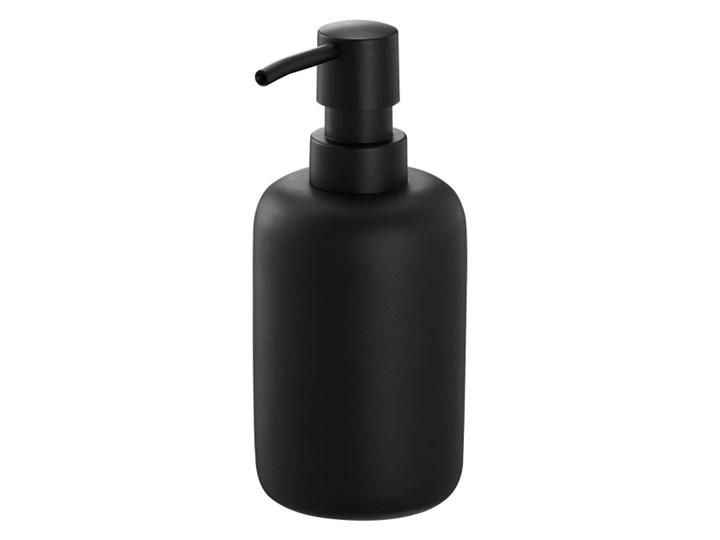 Dozownik do mydła Ulva czarny