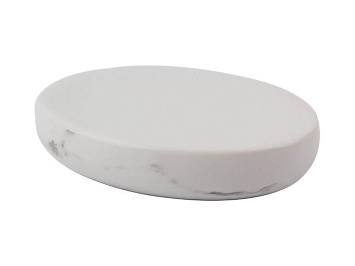 Mydelniczka Europia Mydelniczki Marmur Ceramika Kategoria Mydelniczki i dozowniki Kolor Biały