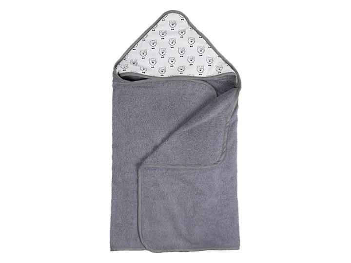 Benny - duży ręcznik kąpielowy z kapturem 140x70 cm idealny na basen!