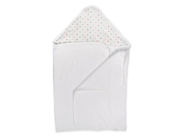 Pure - duży ręcznik kąpielowy z kapturem 140x70 idealny na basen!