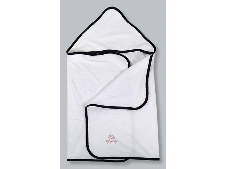 Pepe - duży ręcznik kąpielowy z kapturem 140x70 idealny na basen!
