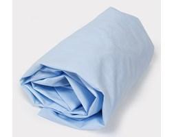 Niebieskie - 140x70 cm prześcieradło z tkaniny