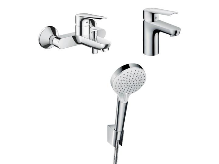 Zestaw wannowy Hansgrohe Logis E chrom Wyposażenie Z wężem Kategoria Zestawy prysznicowe