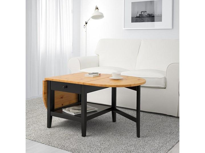 ARKELSTORP Stolik kawowy Drewno Wysokość 52 cm Styl Skandynawski