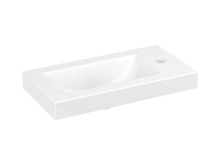 Umywalka konglomeratowa GoodHome Beni 44 cm Prostokątne Kategoria Umywalki