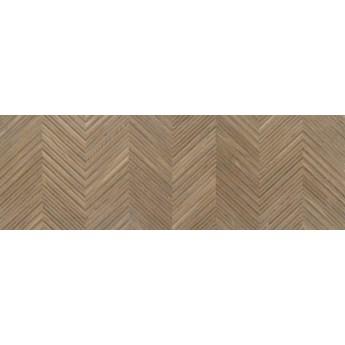 Larchwood Zig Ipe 40x120 płytka ścienna drewnopodobne