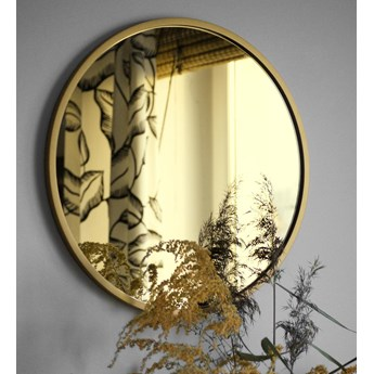Lustro Scandi Mono złote