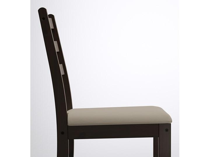 LERHAMN Stół i 2 krzesła Pomieszczenie Jadalnia Kolor Czarny
