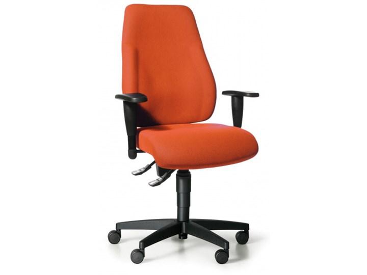 Krzesło biurowe EXETER LADY, pomarańczowy