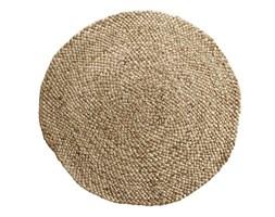 Naturalny okrągły dywan z juty i konopi 220 TINE K HOME