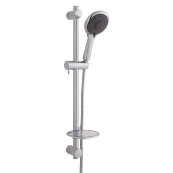Zestaw prysznicowy Bilis 4-funkcyjny chrom