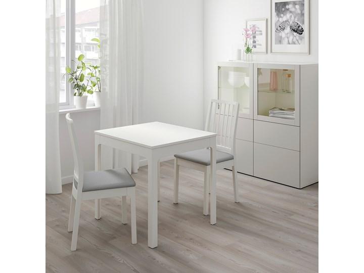 EKEDALEN / EKEDALEN Stół i 2 krzesła Pomieszczenie Jadalnia Kolor Szary