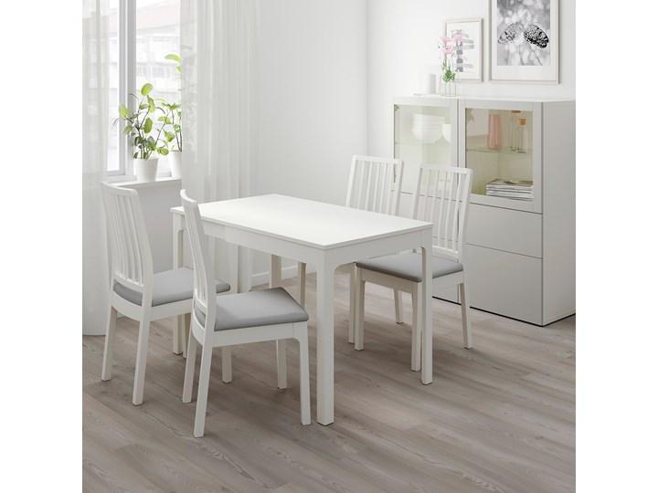 EKEDALEN / EKEDALEN Stół i 2 krzesła Kolor Biały