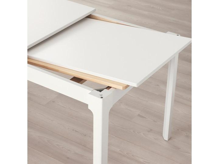 EKEDALEN Stół rozkładany Szerokość 70 cm Wysokość 75 cm Długość 80 cm  Długość 120 cm  Płyta MDF Rozkładanie Rozkładane
