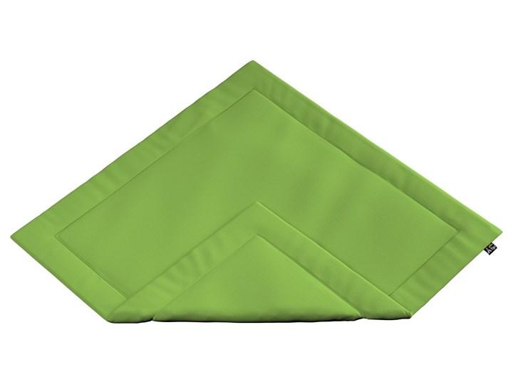 Dekoria Mata do tipi, Spring Green (limonkowa zieleń), 110x110, Cotton Story