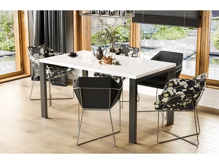 Stół Garant 170 z blatem 80x80 rozkładany do 170 cm Długość 80 cm  Szerokość 80 cm Pomieszczenie Stoły do jadalni