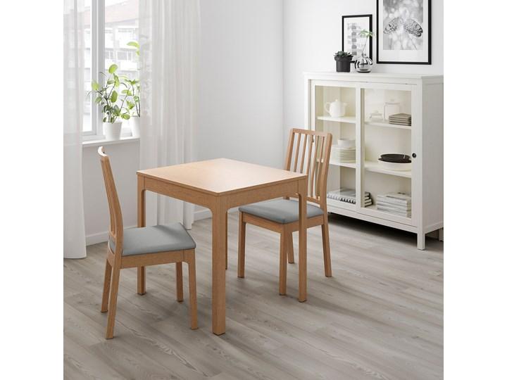 EKEDALEN Stół rozkładany Pomieszczenie Stoły do jadalni Długość 80 cm  Szerokość 70 cm Długość 120 cm  Drewno Wysokość 75 cm Styl Minimalistyczny