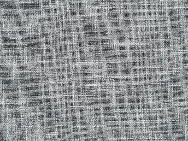 Łóżko szare tapicerowane 160 x 200 cm dwuosobowe ze stelażem i zagłówkiem styl skandynawski Łóżko tapicerowane Kolor Szary