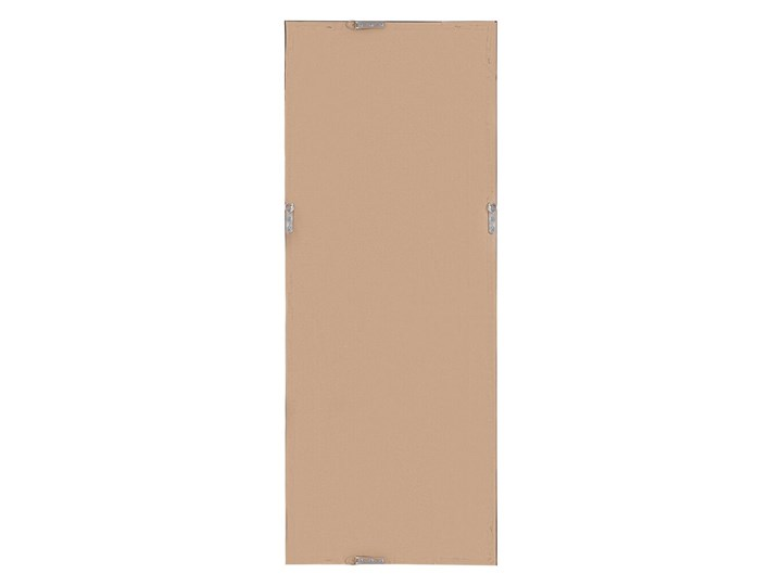Lustro ścienne wiszące złote 50 x 130 cm