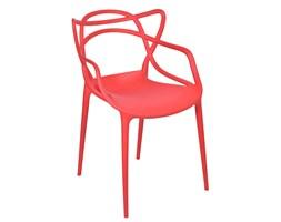 Krzesło LILLE w stylu Masters czerwony