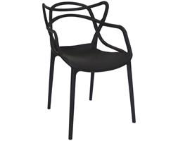 Krzesło LILLE w stylu Masters czarny