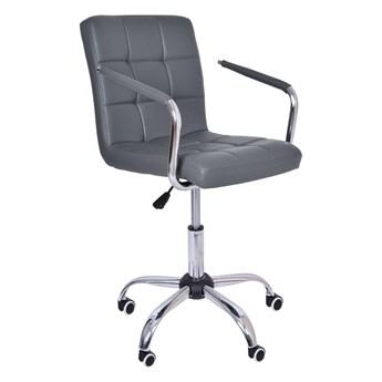Fotel obrotowy Ritmo- szary