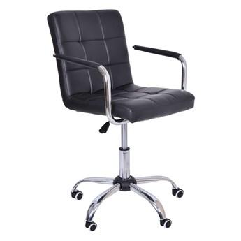 Fotel obrotowy Ritmo- czarny