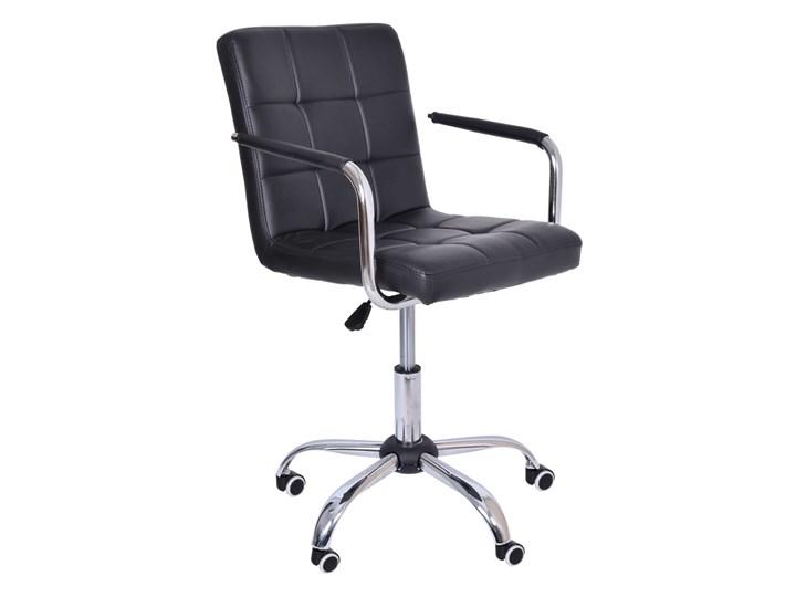 Fotel, krzesło teleskopowe, obrotowe, do biura, sklepu, domu