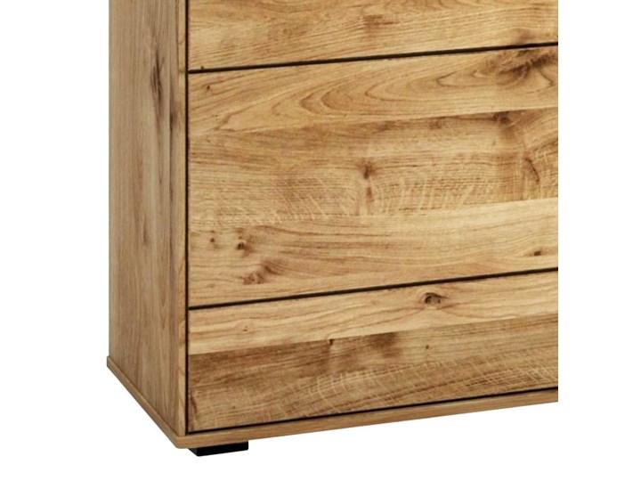 Kredens dębowy Faro Soolido Meble Drewno Pomieszczenie Jadalnia Pomieszczenie Salon