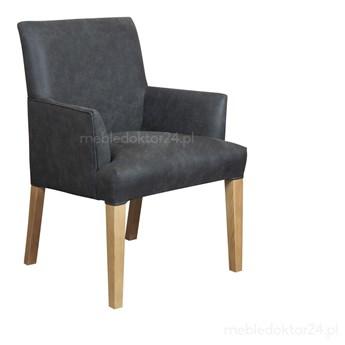Fotel Virginia tapicerowany do salonu