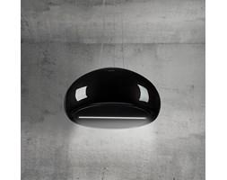 Okap wyspowy na lince Bello Czarny 60 cm