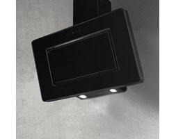 Okap naścienny Grande Czarny 90 cm