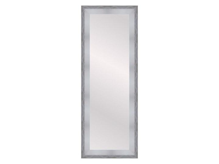 Lustro prostokątne Signy 35 x 120 cm w ramie szare