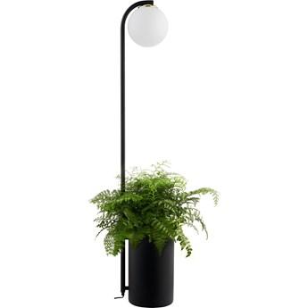 Lampa podłogowa Botanica Deco XL czarna, Kaspa