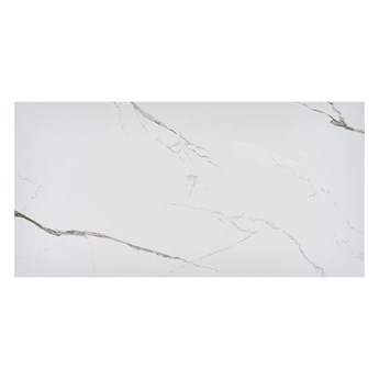 Gres 60 x 119,5 cm bianco carrara 1,434 m2