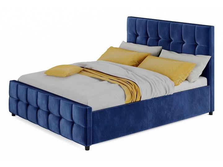 ŁÓŻKO TAPICEROWANE DO SYPIALNI 160X200 SFG015 WELUR #82 Kategoria Łóżka do sypialni